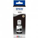 Чорнила Epson 103 для L3100, L3101, L3110, L3150 Black, 65мл, оригінальні