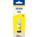 Чернила Epson 101 для L4150, L4160, L6160, L6170, L6190 Yellow, 70мл, оригинальные