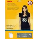 Бумага для термопереноса на темную ткань 120г/м, 5л, A4, KODAK (CAT5740-022)