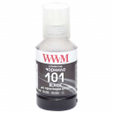 Чернила WWM 101 для Epson L4150, L4160, L6160, L6170, L6190, 140г Black (E101BP)