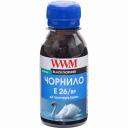 Чернила WWM E26 для Epson 100г Black Пигментные (E26/BP-2)