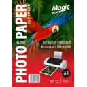 Фотобумага Мagic A4 глянцевая 135г/м, Superior 100 листов