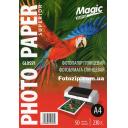 Фотобумага Мagic A4 глянцевая 230г/м, 100 листов NEW