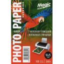 Фотобумага глянцевая Мagic 10х15, 260g, 100 листов