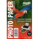 Фотобумага глянцевая Мagic 10х15, 260g, 500 листов