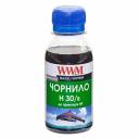 Чернила wwm HP H30/B, Black, 100г