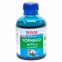 Чорнила wwm HP C8719, С8721, С5016 (Light Cyan) H77/LC, 200г