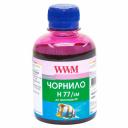 Чорнила wwm HP C8719, С8721, С5016 (Light Magenta) H77/LM, 200г