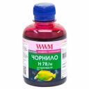 Чернила wwм HP178, HP655 (Magenta) H78/M, 200г