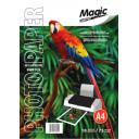 Самоклеюча біла плівка Magic для струменевого друку, 75 мкм, А4, 10арк
