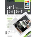 Бумага для термопереноса на темную ткань 120г/м, 5л, A4, ColorWay