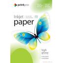 Фотобумага PrintPro глянец 230г/м, A4, 100л, PG230-100