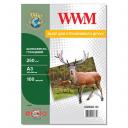 Фотобумага WWM, шелковисто глянцевая 260g, m2, A3, 100л (SG260A3.100)