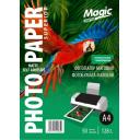 Фотобумага самоклеящаяся Magic A4, матовая 128g, 50 листов