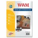 Плівка WWM напівпрозора для струменевого друку, 150 мкр., А3, 20л (FJ150INA3.20)