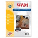 Пленка WWM полупрозрачная для струйной печати, 150 мкр., А4, 10л (FJ150IN)