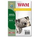 Фотобумага WWM, шелковистая полуглянцевая 260g, m2, 100х150 мм, 100л (SS260.F100, C)