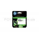 Картридж  HP OJ 6500 (CD972AE) №920XL Cyan, 6 ml