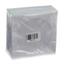 Конверт з віконцем, для CD / DVD-дисків (100шт)