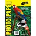 Фотобумага Мagic A4 глянец/глянец, 230g, 50лис