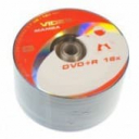 Диски DVD+R 4.7Gb 16x bulk 100шт