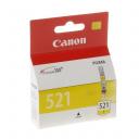 Картридж Canon CLI-521Y (Yellow) (2936B004)