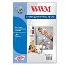 Фотобумага WWM, матовая Magnetic, A4, 5л (M.MAG.5) без полытурки
