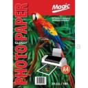 Фотобумага Мagic A4 глянцевая 180г/м, 100лис