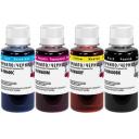 Комплект чернила Colorway для Epson XP 100млх4шт