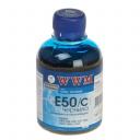 Чорнила wwm Epson Stylus Photo R200, R220, RX640 (Cyan) E50/C, 200г