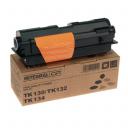 Тонер Kyocera-Mita FS 1300, (туба 270гр, 12100034) (TK-130) INTEGRAL