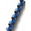 Пружина пластиковая Ф6, цвет синий