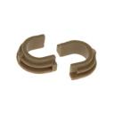 Втулка резинового вала для HP LJ P4014, 4015, 4515 (22670) комплект АНК
